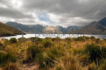 Mojanda Lake