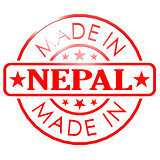 Made in Nepal red seal