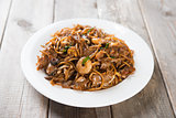 Fried Char Kuey Teow