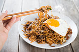 Stir fried Char Kway Teow