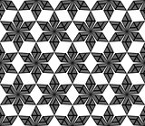 Design seamless diamond decorative pattern