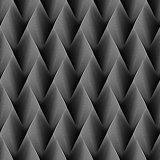 Design seamless wave geometric pattern
