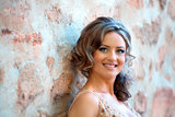 Beautiful bride portrait