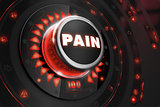 Pain Controller on Black Console.
