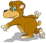 Running Bear