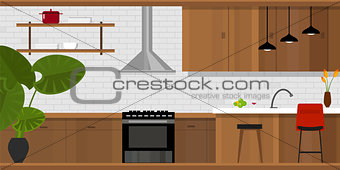 kitchen interior furniture house interior