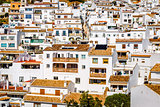 Charming little white village of Mijas. Costa del Sol, Andalusia