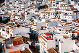 Charming little white village of Mijas