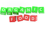 Buzzwords organic food