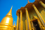 Religious temple in Bangkok