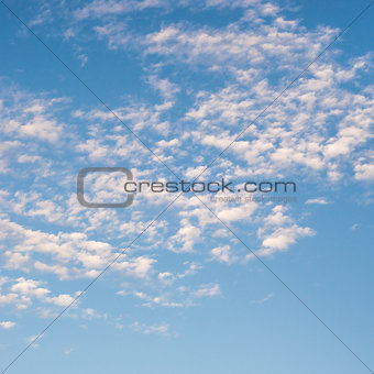 background sky with clouds