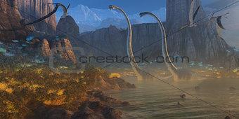 Ancient Jurassic Coast