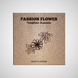 Herbs and Spices Collection - Passion Flower
