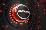 Hazard Controller on Black Console.