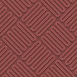 Marsala color perforated paper.