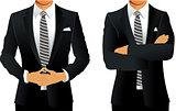 Business suit for men