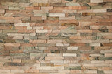 Fake stone wall brick background wallpaper