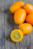 Detail of Kumquat