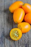 Detail of Kumquat