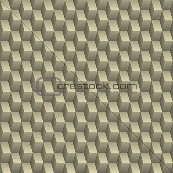 Abstract seamless texture with 3d effect