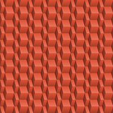 Abstract orange seamless texture