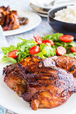 Hawaiian Guava Chicken