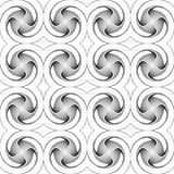 Design seamless twirl movement background