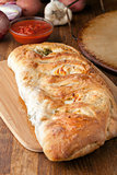 Fresh Italian Stuffed Bread