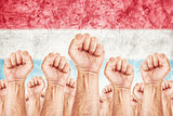 Netherlands Labour movement, workers union strike