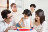 Learning fun with parents