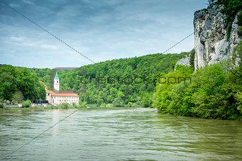 monastery Weltenburg