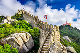 Moorish Castle Ruins