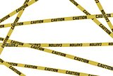 Strips of caution
