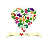 Love veggy