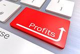 Profits Keyboard Concept