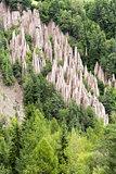 Earth pyramids, Renon - Bolzano