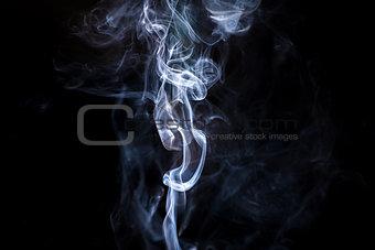 Artistic smoke