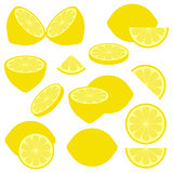 Lemon icons