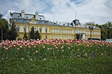 Spring Landscape of the Royal palace