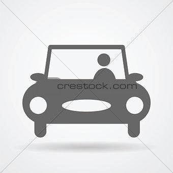 Car web icon