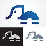 elephant symbol design