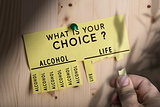 Decision Making, Stop Alcohol