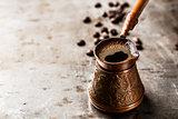 Coffee in turk