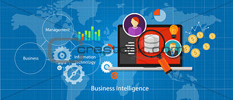 business intelligence database analysis