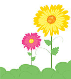 flowers pattern 4