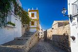 Ibiza streets
