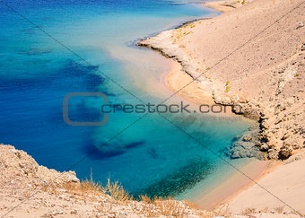 Tourquise lagoon