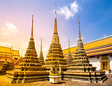 Wat Phra Chetupon Vimolmangklararm