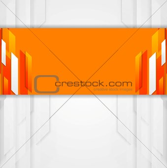 Bright vector corporate abstract background