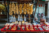 seafood market Tai O Lantau island Hong Kong